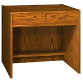 Ironwood Office Storage Cabinets