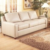 Pacific Heights Leather Sleeper Sofa