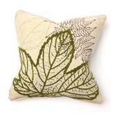 Provence Cedar Grove Leaf Trio Pillow