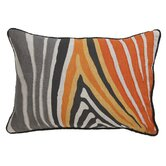 Tribal Linen Zulu Accent Pillow