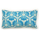 Carnaby Street Linen / Cotton Ferah Accent Pillow