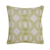 Urban Origami Cotton Kyoto Decorative Pillow