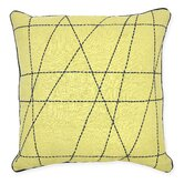 Urban Origami Linen Akira  Decorative Pillow