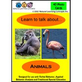 Learn To Talk About Animals
