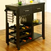 Vineyard Kitchen Bar Cart