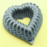 Kaisercast 7&quot; Bundform Heart Shaped Pan