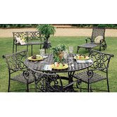 Veracruz 3 Piece Dining Set