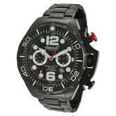 Men's Bison Watch No.34 in Black