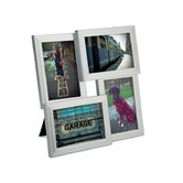 Pane Four-Opening Collage Picture Frame