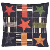 Parcheesi Stars Gameboard Decorative Pillow