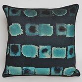 Deckled Squares Decorative Pillow