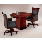 "Del Mar 48"" Round Conference Table"