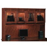 48&quot; H x 72&quot; W Desk Hutch