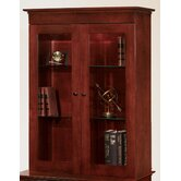 "Del Mar 48"" H Closed Bookcase"