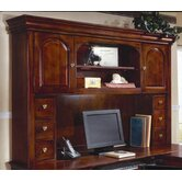 Rue De Lyon Curio 48&quot; H x 67&quot; W Desk Hutch