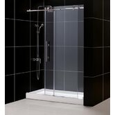 Enigma-X Sliding Door Shower Enclosure with Base