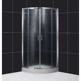 Sector Sliding Shower Door