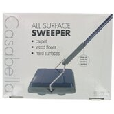 All Surface Sweeper in Blue