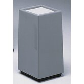 Fiberglass Series Square Ash Urn