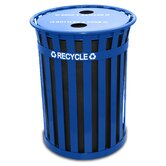 Oakley Outdoor Recycling Receptacle