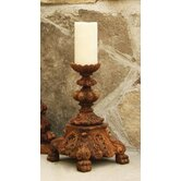 Baroque Outdoor Candleholder