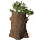 Tree Trunk Planter Planter