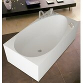 PureScape 613M Freestanding AquaStone� Bathtub
