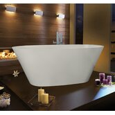 PureScape Freestanding AquaStone™ Bathtub