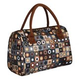 Kora Style K7 Insulated Fashion Lunch Tote