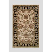 Harmony Beige/Blue Rug