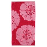 Imported Pink Flower Beach Towels
