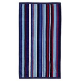 Imported Blue Stripe Beach Towels