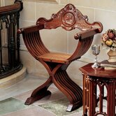 The Savonarola Arm Chair