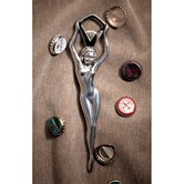Cafe Benoit Pewter Beverage Opener