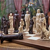 Gods of Greek Mythology Chess Set