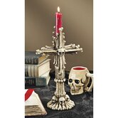 Design Toscano Candle Holders
