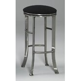 "High Rise 26"" Quick-Ship Backless Swivel Counter Stool"