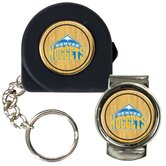 NBA 6 Feet Tape Measure Key Chain and Money Clip Set