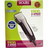 Excel Variable 5 Speed Clipper with T-84 Blade