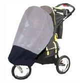 Jeep Liberty Limited XT Urban Terrain Single Jogger Stroller Sun Cover