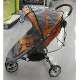 Baby Jogger City Mini Single Rain Cover