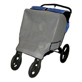 Baby Jogger Summit Double Stroller Sun Cover