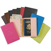 Royce Leather Passport Covers