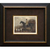 Berkeley Hunt Framed Print