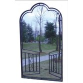 Illusion Mirror with Arbor Style