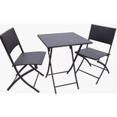 La Jolla Folding All Weather Bistro Table