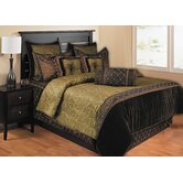Estate Classic 9 Piece Queen Comforter Set