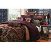 St. Petersburg 10 Piece King Comforter Set