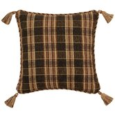 Woodland Pillow with Cordand Tassel