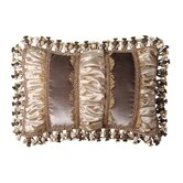 Legacy Pillow with Braid and Tassel Fringe